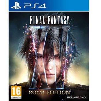 Игра за конзола Final Fantasy XV - Royal Edition, за PS4 image