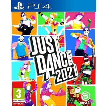 Игра за конзола Just Dance 2021, за PS4 image