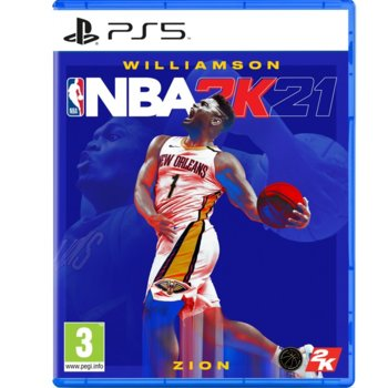 NBA 2K21 PS5 product