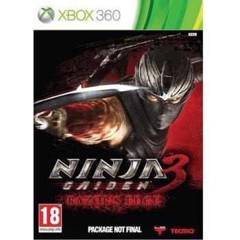 Ninja Gaiden 3: Razor's Edge product