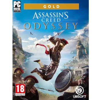 Assassins Creed Odyssey Gold Edition - PC product