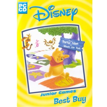 Party Time With Winnie the Pooh, за PC product