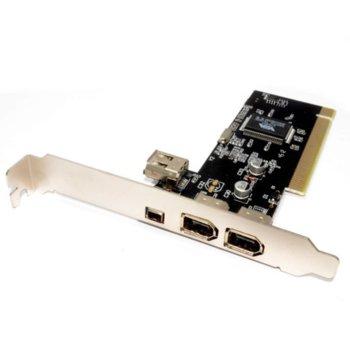 Kонтролер PCI 1394 card image