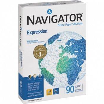 Хартия Navigator Expression A4, 90 g/m2, 500 листа, бяла image