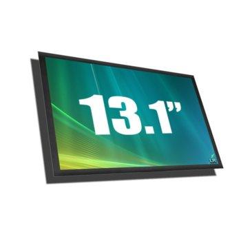 """Матрица за лаптоп Toshiba LTD131EQ2X, 13.1"""" (33.78 cm), WIDE HD+ 1600:900 pix, матов  image"""