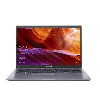 "Лаптоп Asus X509FA-EJ027 (90NB0MZ2-M07770)(сив), четириядрен Whiskey Lake Intel Core i5-8265U 1.6/3.9 GHz, 15.6"" (39.62 cm) Full HD Anti-Glare Display, (HDMI), 8GB DDR4, 256GB SSD, 1x USB 3.1 Type C, Linux, 1.90 kg image"