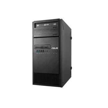Настолен компютър Asus ESC500 G4 M7А, четиридрен Kaby Lake Intel Xeon E3-1220 v6 3.0/3.5GHz, Nvidia Quadro P2000 GDDR5 5GB, 16GB DDR4, 1TB HDD & 256GB SSD, 1x USB 3.1 Type C, 1, 1x USB 3.1, 6x USB 3.0, Free DOS image