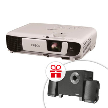 Epson EB-S41 (V11H842040) + Trust Evon 21184 product