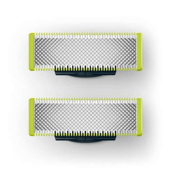 Резервно ножче Philips QP220/50, за самобръсначка Philips OneBlade, 2 бр. image