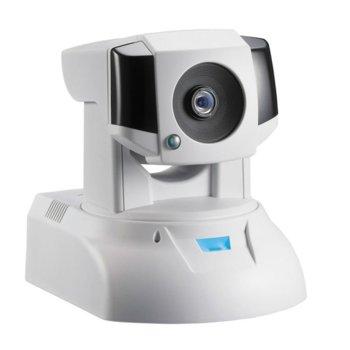IP камера Compro IP570P, 1.3Mpix, PoE, 12x Zoom, WLAN, H.264, IR осветяване image