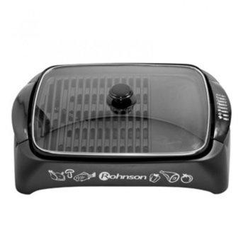 Скара Rohnson R-250 с стъклен капак, мощност 2200 W image