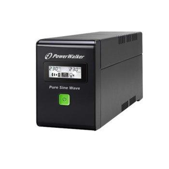 UPS Powerwalker VI 600SW UPS, 600VА/360W, Line Interactive  image