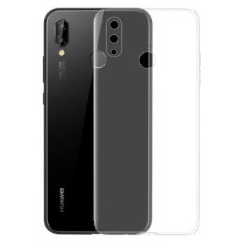 Калъф за Huawei P20, силиконов гръб, силикон, Прозрачен image