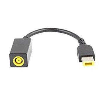 Преходник Lenovo ThinkPad Slim Power, за лаптопи Lenovo, черен image