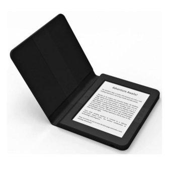 "Електронна книга Bookeen SAGA, 6""(15.24 cm) E-Ink Carta мултитъч дисплей, Wi-Fi, Cortex A8 1GHz процесор, 8GB Flash памет, micro USB 2.0, microSD слот, вграден жироскоп, черна image"