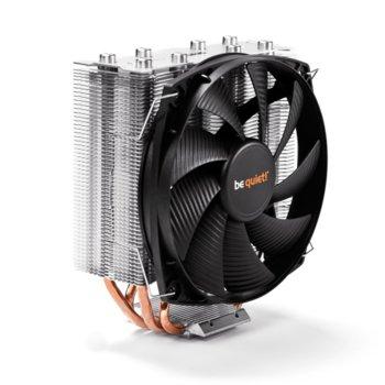 Охлаждане за процесор Be Quiet Shadow Rock Slim, съвместимост с Intel LGA 775 / 115x / 1366 / 2011(-3) Square ILM / 2066, AMD: 754 / 939 / 940 / AM2(+) / AM3(+) / AM4 / FM1 / FM2(+) image