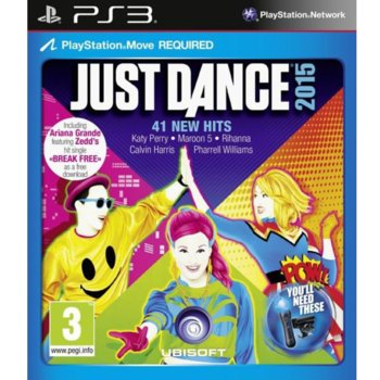 Just Dance 2015, за PlayStation 3 product