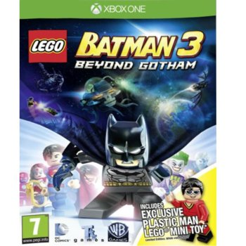 LEGO Batman 3: Beyond Gotham TOY EDITION product