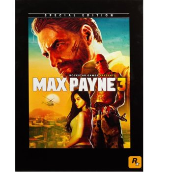 Max Payne 3 Collectors Edition product