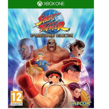 Street Fighter - 30th Anniversary Collection product