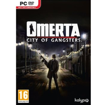 Omerta: City of Gangsters product