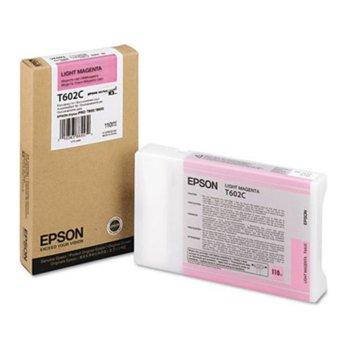 Глава за Epson Stylus Pro 7800/9800 - Light Magenta - P№ C13T602C00 - Заб.: 110 ml. image