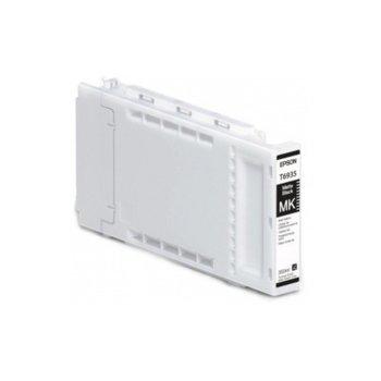 Мастило за Epson SureColor SC-T3000/SC-T5000/SC-T7000 - Matte Black - P№ C13T693500 - 350ml image