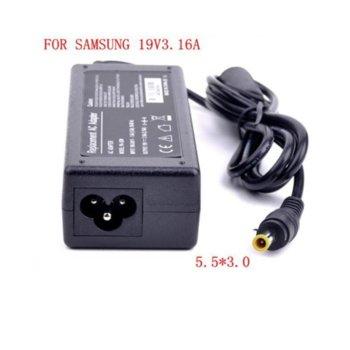 Захранване (заместител) за лаптопи Samsung, 19V/3.16A/60W, жак (3 x 5.5) image