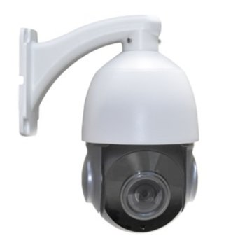 IP камера irLAN PTZ1080x22S60PoE, PTZ (Pan/Tilt/Zoom) камера, 2.1MPix(2592x1520/30fps), 3.9mm-85.5mm обектив, H.264, IR осветление (до 60m), RJ-45, IP66 image