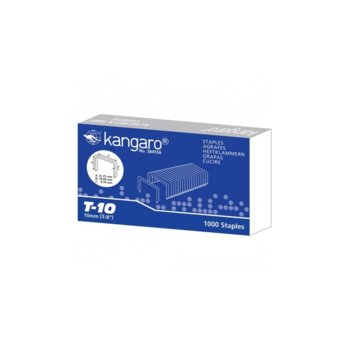 Телчета за телбод Kangaro T-10, 1000бр. в опаковка image