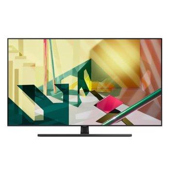 "Телевизор Samsung 75Q70T, 75"" (190.5 cm) QLED, 4K Ultra HD Smart, DVB-T2CS2 x2, Wi-Fi, 4x HDMI, 2x USB image"