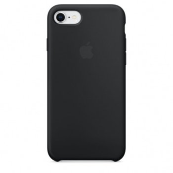 Apple iPhone 8/7 Silicone Case Black product