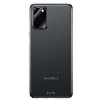 Калъф за Samsung Galaxy S20, полипропиленов, Baseus Wing WISAS20-01, сив image