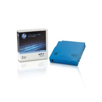 HP LTO-5 Ultrium Non-custom Labeled Data 20 Pack product