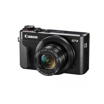 """Canon PowerShot G7 X Mark II, 20.2 Mpix, 4.2x оптично увеличение, 3.0"""" (7.62cm) LCD сензорен дисплей, HDMI, Wi-Fi, USB, SDXC слот image"""