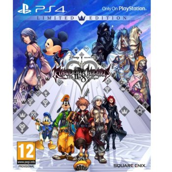 Kingdom Hearts HD 2.8 Final Chapter Prologue LЕ product