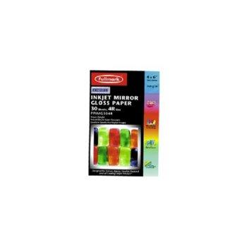 Фотохартия Fullmark PPIMG054R Inkjet Mirror Gloss Paper, 10x15 cm, гланцирана, 260 g/m2, 5 листа image