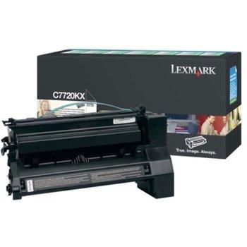 Касета за Lexmark C772dn / C772dtn / C772n / X772e - Black - P№ C7720KX - заб.: 15 000k image