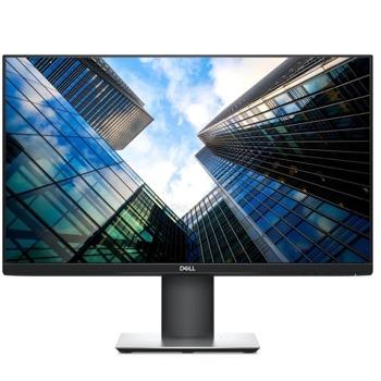 """Монитор Dell P2419H, 23.8"""" (60.45 cm) IPS панел, Full HD, 5ms, 1 000:1, 250cd/m2, DisplayPort, HDMI, VGA, USB, 5 години гаранция image"""