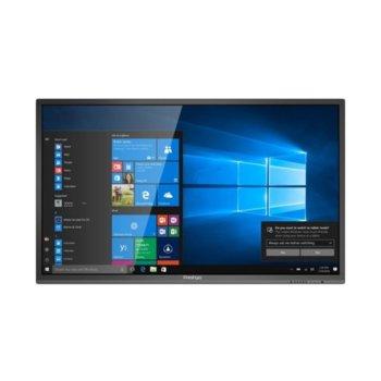 "Публичен дисплей Prestigio MultiBoard, тъч дисплей, 55"" (139.7 cm) Ultra HD, HDMI, VGA, USB 3.0, DisplayPort image"