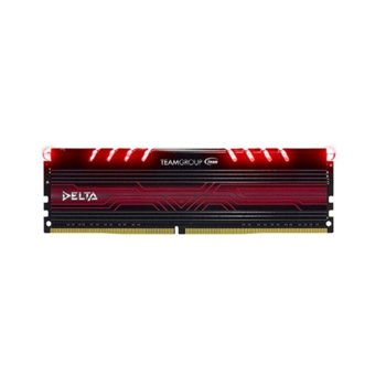 16GB DDR4 2400MHz Team Group Delta Red product