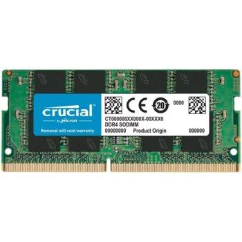 Памет 16GB 2666MHz, SO-DIMM, Crucial CT16G4SFRA266, 1.2V image