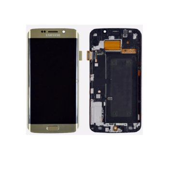 Samsung Galaxy S6 Edge SM-G925F Gold Original product