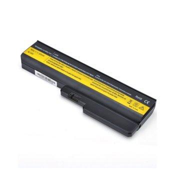 Батерия (заместител) за лаптоп Lenovo 3000, съвместима с G430/G450/G455/G530/G550/N500/V460/Z360/B460, 6cell, 11.1V, 5200mAh image