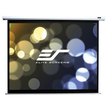 """Екран Elite Screen ELECTRIC90X Spectrum Series, за стена, MaxWhite, 1930 x 1207 мм, 90"""" (228.6 cm), 16:10 image"""