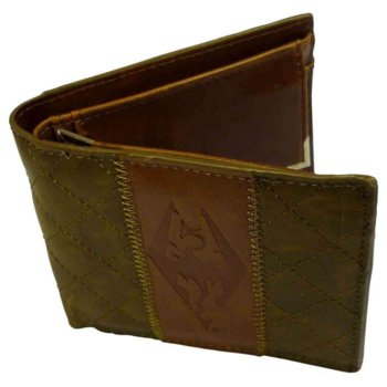 Портфейл Gaya Entertainment The Elder Scrolls V: Skyrim Faux Leather image