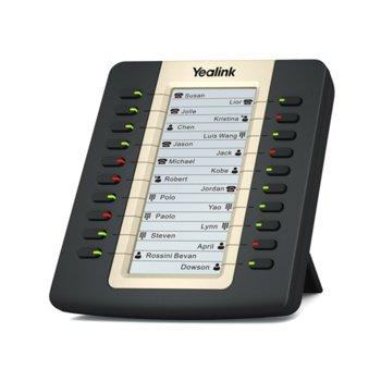 Разширителен модул Yealink EXP20 за IP телефони Yealink SIP-T27P и SIP-T29G image