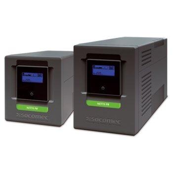 UPS SOCOMEC NETYS PR MT 1500, 1500VA/1050W, LineInteractive image