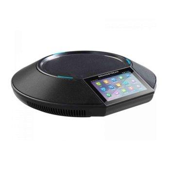 "VoIP конферентна станция Grandstream GAC2500, 4.3"" (10.92 cm) цветен IPS сензорен дисплей, 6 линии, Wi-Fi, Bluetooth 4.0, 1x LAN10/100/1000, PoE+, черен image"