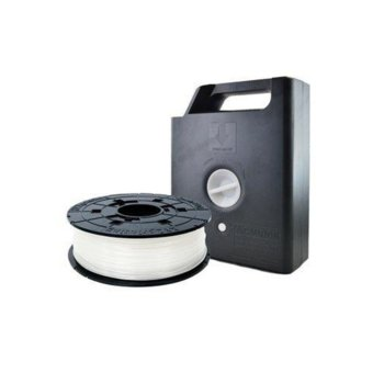 XYZprinting - PLA касета с чип , 1.75 mm, Бял product